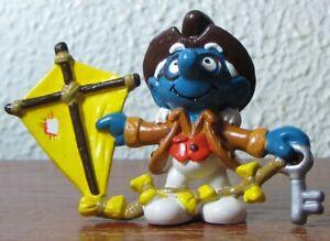 Smurfs - History Smurf - Benjamin Franklin!