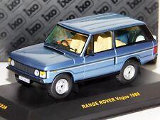 RANGE ROVER VOGUE LIGHT BLUE METALLIC 1980 IXO CLC038 1/43