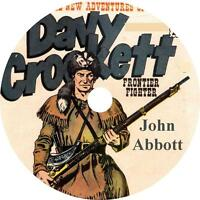 Davy Crockett, John Abbott Audiobook in English Non Fiction on 6 Audio CDs