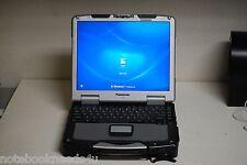 Panasonic Toughbook CF-30 Dual Core 3gig 500gb Win 7 Pro Touch Screen WiFi BT