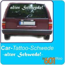 """Aufkleber für Scania Volvo Saab        """"alter Schwede!"""""""