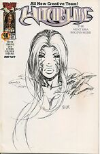 Witchblade # 40 Sketch Edition