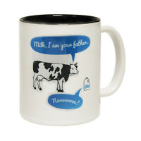 Funny Mugs - Milk I Am Your Father - Joke Kitchen NOVELTY MUG secret santa