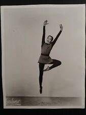 "Ruth Ann Koesun ballerina ballet photo Ballet Theatre 1954 ""Interplay"" Robbins"