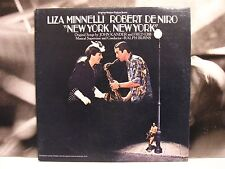 LIZA MINNELLI - NEW YORK NEW YORK - SOUNDTRACK 2 LP VG+/EX+/EX 1977 LIBERTY ITA