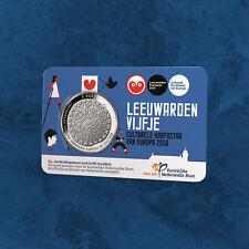 Países Bajos - Cultura Leeuwarden - CU / NI 2018 BU
