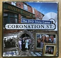 Coronation Street - The DVD Trivia Game Tin  - New & Sealed