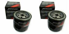 2  PACK Mercury Quicksilver Water Separating Fuel Filter 35-802893T 35-802893Q01