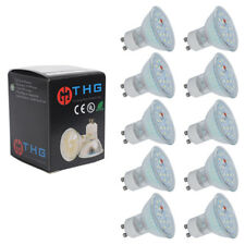 12/10x GU10 5W SMD LED Bulbs Energy Saving Lamp Spotlight Warm Day White Light