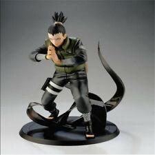 Anime Naruto Shippuden Shikamaru Nara PVC Xmas Action Statue Model Figure Doll