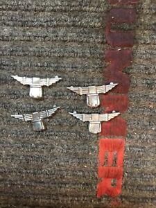 Lionel Standard gauge Eagles. (journal spring)Qty 4