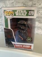 Funko Pop! Star Wars Holiday: Darth Vader 279 CHASE EDITION GLOW IN THE DARK