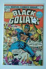 BLACK GOLIATH (1976) COMPLETE SET | 1-FN/VF, 2-FN/VF, 3-VF, 4-FN, 5-FN/VF