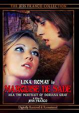 Marquise De Sade DVD, Directed by Jess Franco, Full Moon Features