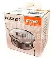 GENUINE STIHL AUTOCUT 25-2 BUMPER FEED HEAD MOWING STRIMER AUTO CUT BRUSH CUTTER