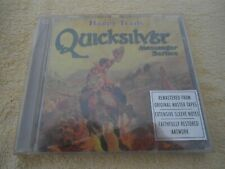 CD QUICKSILVER MESSENGER SERVICE - HAPPY TRAILS  Remastered  Made in England RAR