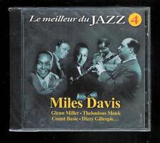 """CD - Le meilleur du Jazz - 4 : Miles Davis - 25 titres """" Boitier plastique """""""