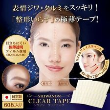 JAPAN CHEZ MOI SHIWANON CLEAR TAPE FACE/FACIAL LIFT UP WRINKLE/SAGGING SKIN
