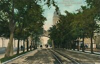 QUEBEC QC – Grand Ellee showing St. Louis Gate