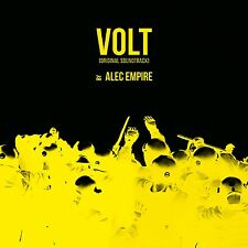 Alec Empire Volt-ORIGINAL SOUNDTRACK VINILE 2lp 2017 ltd.500