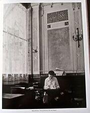 Robert Doisneau-Woman at the Deux Magots Paris No 6 in 1944 14x11