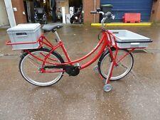 Draisin Trapora XL, Delivery Cargo Bicycle