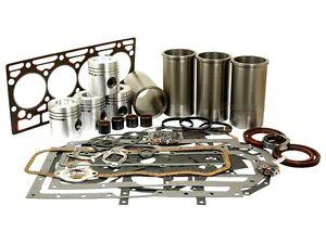 ENGINE OVERHAUL KIT FOR CASE INTERNATIONAL 784 785XL 844XL 4220 TRACTORS.