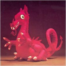 Baby Dragon Soft Toy DIAGRAM Sewing Pattern S10082 (NOT FINISHED ITEM)