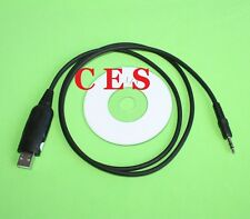 USB Programmng Program Cable For Icom IC-R10 IC-R2 IC-T2A IC-T2H IC-T7A IC-T8E