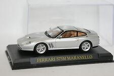 Ixo Presse 1/43 - Ferrari 575 M Maranello Grise