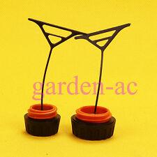 Gas Fuel Cap & Oil Cap For Stihl 020 020T 021 023 024 025 026 028 0000 350 0520