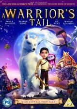 A Warrior's Tail [DVD] Kids Childrens Animated movie Film - Gift Idea