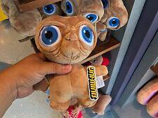 Universal Studios Exclusive Uni-Minis  E.T. Plush Doll New