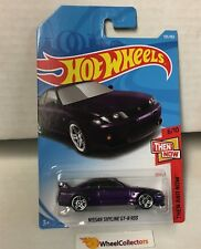 Nissan Skyline GT-R R33 #193 * PURPLE * 2018 Hot Wheels International * F12
