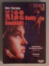 uma thurman KISS DADDY GOODNIGHT DVD NEW genuine artisan region 1