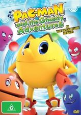 Pac-Man And The Ghostly Adventures - The Adventure Begins (DVD, 2013)