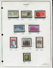 NH CANADA ON ALBUM PAGES 1970!
