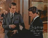 Hand Signed 8x10 photo STANLEY MORGAN in DR NO - JAMES BOND + my COA