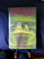 Harry Potter and the Half-Blood Prince 1ST AMERICAN EDITION (Hardback, 2005)