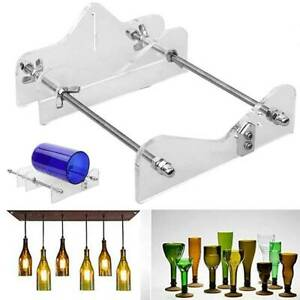 Alloy Glass Bottle Cutter Kit Beer Wine Jar DIY Cutting Craft Recycle Tools