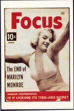 Modern Postcard: MARILYN MONROE (Ref: Jarada Illustrado, #1). Free UK Postage