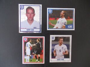 football stickers Panini England 2016 4 Harry Kane stickers