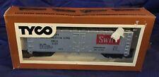 DL0204 Vtg Tyco HO Scale Reefer Train Car Swift Premium 329A
