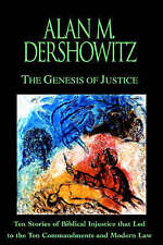 The Genesis of Justice: Ten Stories of Biblical Injustice That Led to-ExLibrary