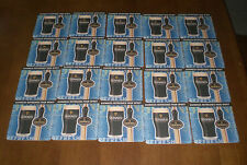 20 GUINNESS BEER COASTERS  REFRESHES YOUR SPIRIT -  NEW