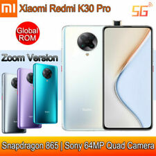 6.67 in Xiaomi Redmi K30 Pro 5G Smartphone Zoom Version 8GB 256GB Snapdragon 865