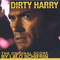 LALO SCHIFRIN / OST - DIRTY HARRY  CD  22 TRACKS SOUNDTRACK  NEU