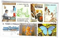 St. Thomas & Principe -50 Diff. Used Good Condition Stamps #F112