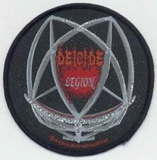 Deicide Legion Original Sew On Patch