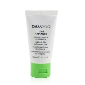 NEW Pevonia Botanica Radiance Ageless Skin Collagen Mask 50ml Womens Skin Care